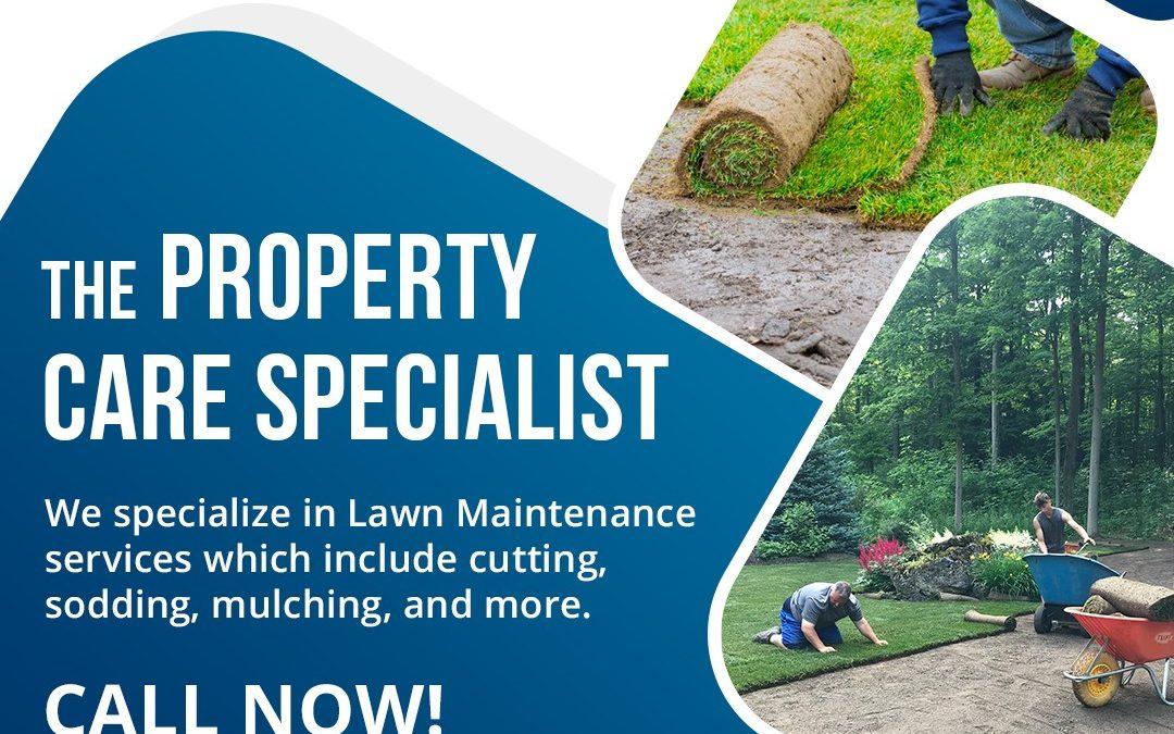 How to Choose a Property Maintenance Company